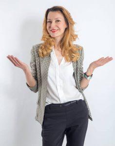 Meet EMPROVE- Valentina Dimitrova